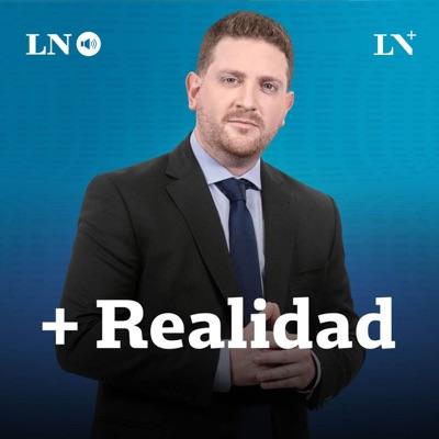 Jonatan Viale en +Realidad:LA NACION Podcasts