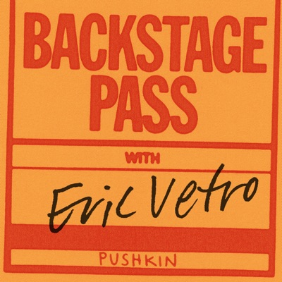 Backstage Pass with Eric Vetro:Pushkin Industries