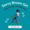 Savvy Brown Girl artwork