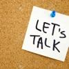 Let's Talk!  artwork