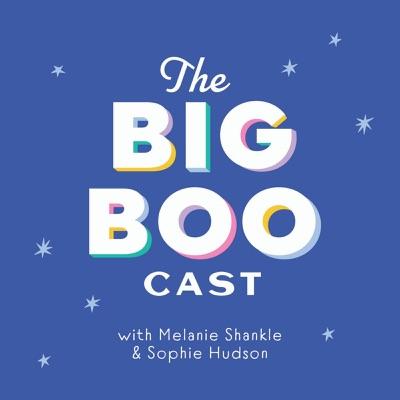 The Big Boo Cast:Melanie Shankle & Sophie Hudson