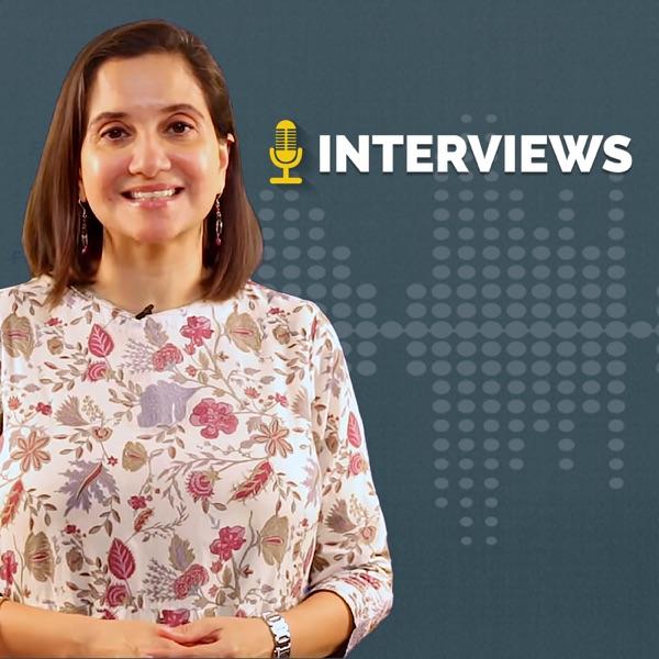 Interviews with Anupama Chopra Artwork