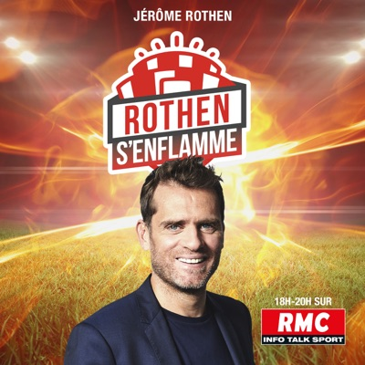 Rothen s'enflamme:RMC