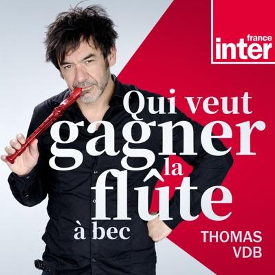 Qui veut gagner la flûte à bec:France Inter