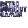 Retro Burnout Gamer artwork