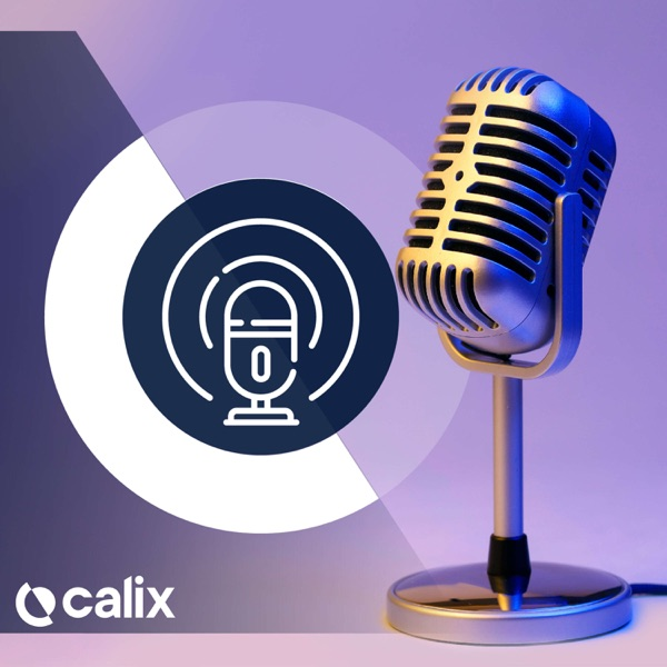 Calix Podcast INNOVATING FOR THE EARTH Artwork