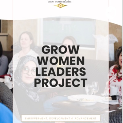 Grow Women Leaders Podcast with Tracy Barry