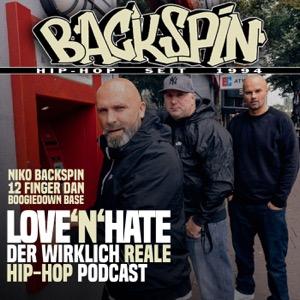 BACKSPIN Love'N'Hate: Der wirklich reale Hip-Hop Podcast