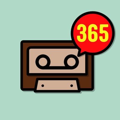 365 voicemails voor Sjors