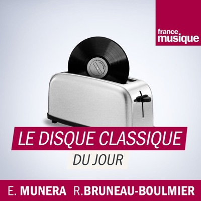 Le Disque classique du jour:France Musique