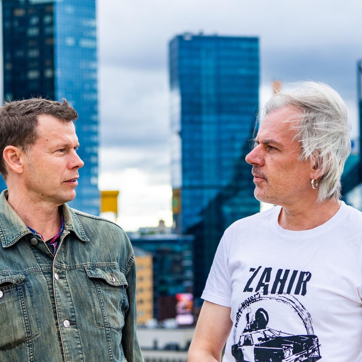 Nädal muusikas 07.10.2020. Aivar Meos & Lennart Beat