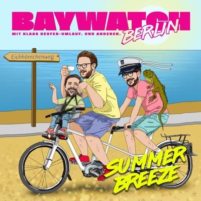 Baywatch Berlin:Klaas Heufer-Umlauf, Thomas Schmitt und Jakob Lundt