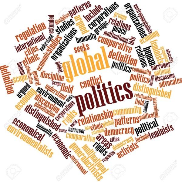 Dennis 的全球政治筆記
