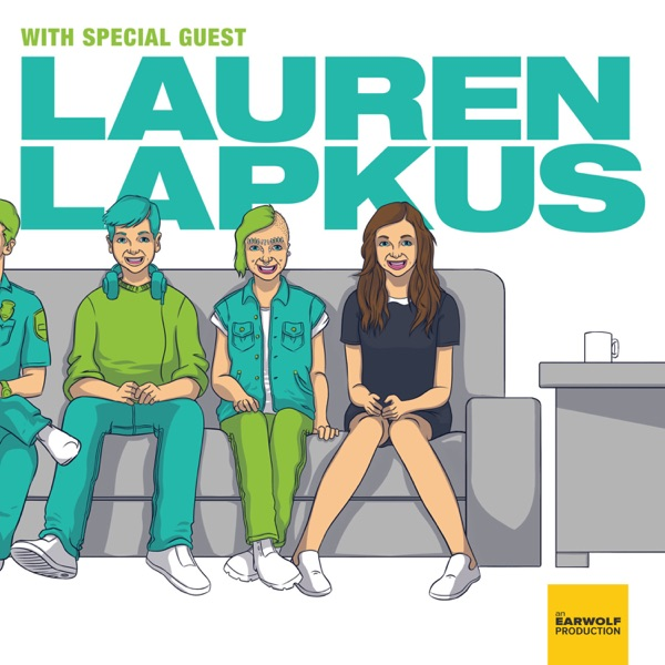 With Special Guest Lauren Lapkus image