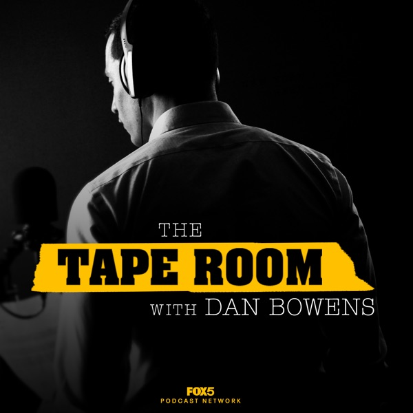 The Tape Room Podcast banner backdrop