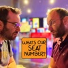 What's Our Seat Number?  With Jonny and Simon Gross. artwork