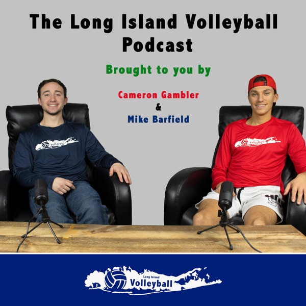 The Long Island Volleyball Podcast Artwork
