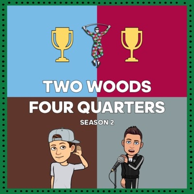 Harlequins Podcast 🎙:Two Woods Four Quarters