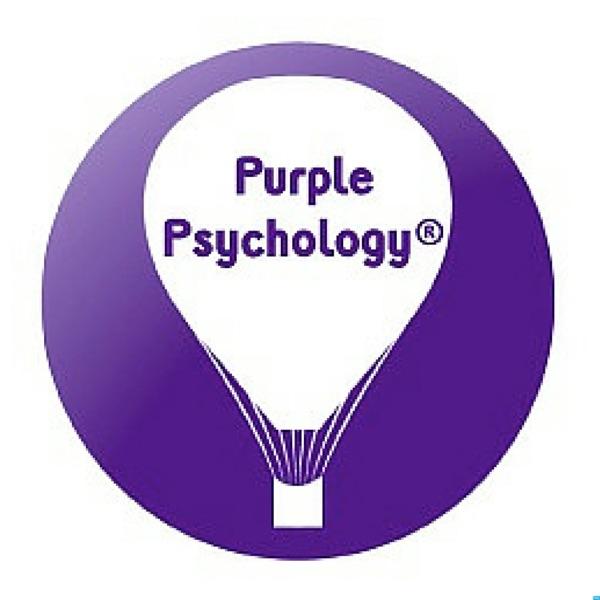 Purple Psychology Artwork