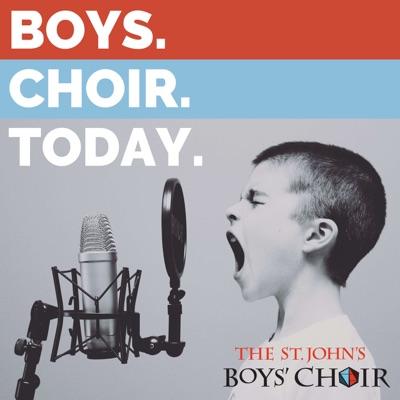 Boys. Choir. Today.