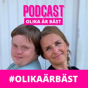 #olikaärbäst podcast