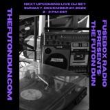 FuseBox Radio #628: DJ Fusion's The Futon Dun Livestream DJ Mix Fall Session #18 (Hot Cocoa At A Hipster Coffee Shop Music Mix Part 4)