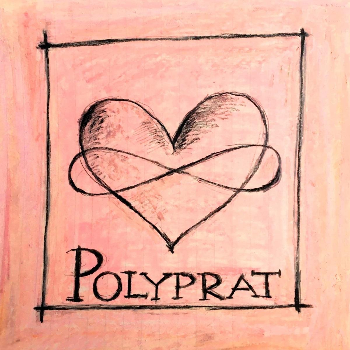 Polyprat: om kärlek, känslor och kyssar.