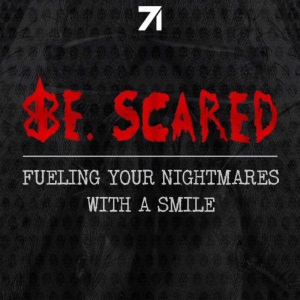 Be. Scared image