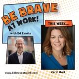 Episode 108: Karin Hurt, Part 1