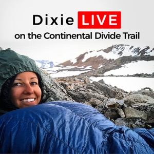 Dixie LIVE on the Continental Divide Trail