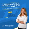 Entrepreneurial Adventure to Driving Wealth with Kim Logsdon artwork