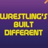 Wrestling's Built Different  artwork