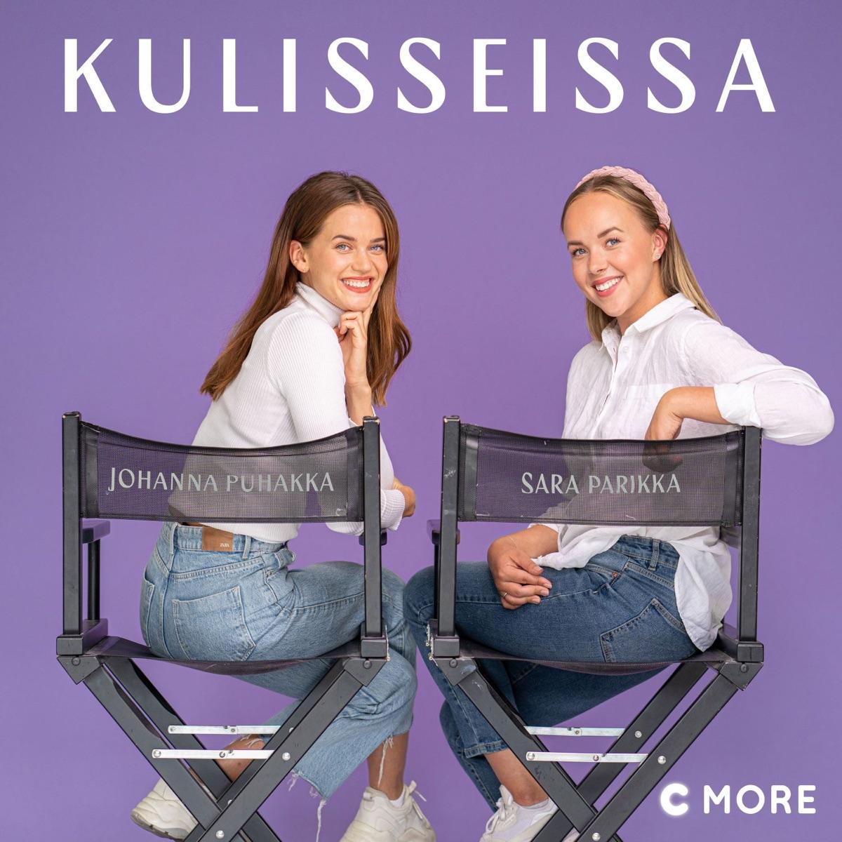 Kulisseissa by Sara Parikka & Johanna Puhakka