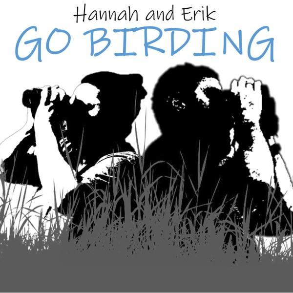 Hannah and Erik Go Birding Artwork