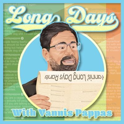LongDays with Yannis Pappas:Yannis Pappas