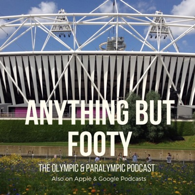 Anything but Footy:Anything but Footy