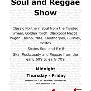 David Smith's Northern Soul and Reggae Podcast