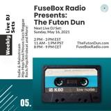 FuseBox Radio #647: DJ Fusion's The Futon Dun Livestream DJ Mix Spring Session #9 (Sleepy Cicadas Soon Come Spring Music Mix)