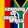 Germany to South Africa artwork