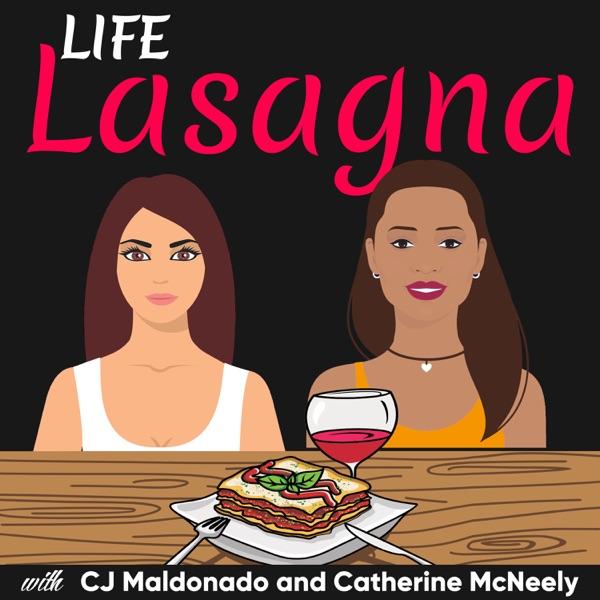 Life Lasagna Artwork