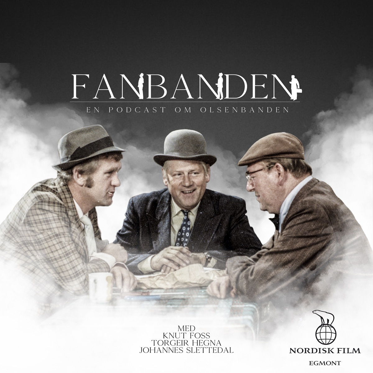 Fanbanden - en podcast om Olsenbanden