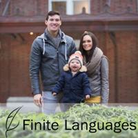 Finite Languages:  Slow English Conversations podcast