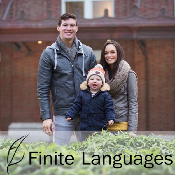 Finite Languages: Slow English Conversations