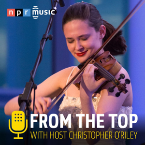 From the Top with Host Christopher O'Riley