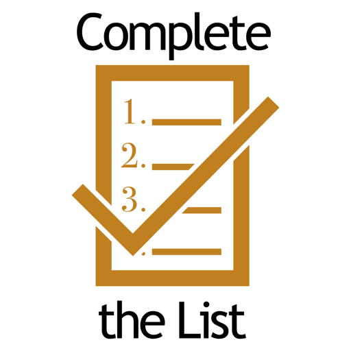 Cover image of Complete The List