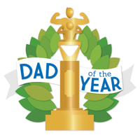 Dad of the Year 2018 podcast