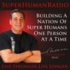Super Human Radio artwork