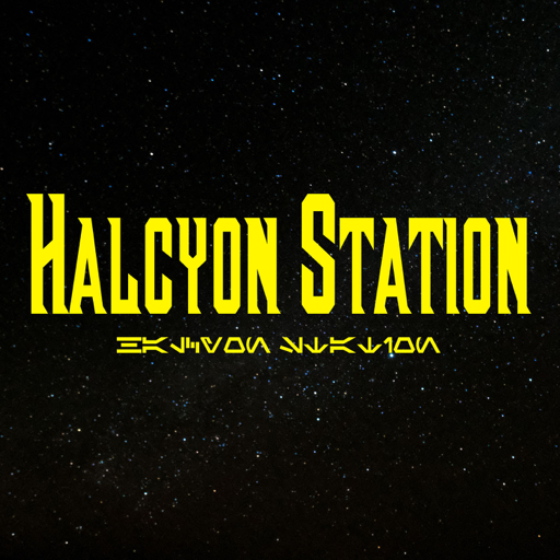 Cover image of Halcyon Station