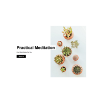 Practical Mindfulness Meditations podcast
