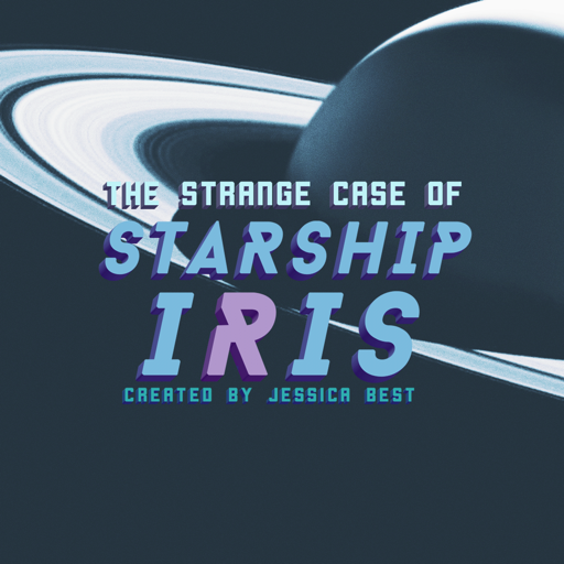 Cover image of The Strange Case of Starship Iris
